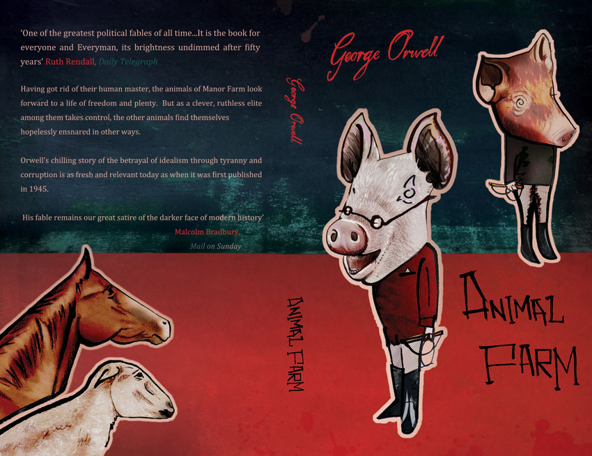 animal farm book report essay example This free english literature essay on essay: animal farm by george orwell is perfect for english literature students to use as an example.