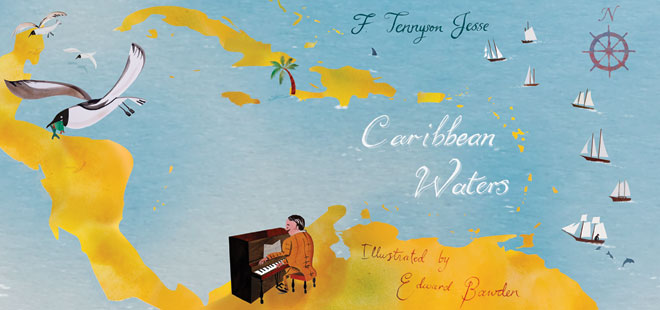 Caribbean Waters book cover